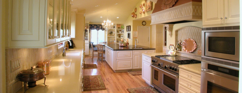 Modernized Kitchen