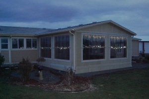 Screen Room Addition in Prineville, OR - After