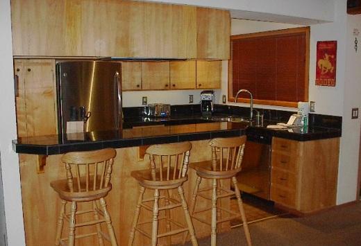 Kitchen Remodel in Sunriver, OR