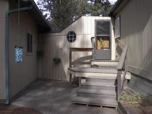 Bend, Oregon breezeway addition