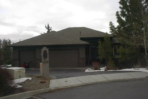 Framing and Siding Project in Bend, OR