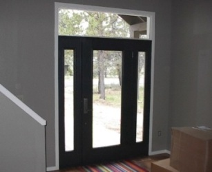 Front Door Remodel in Sunriver, OR