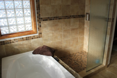 Master Bathroom Remodel Culver OR
