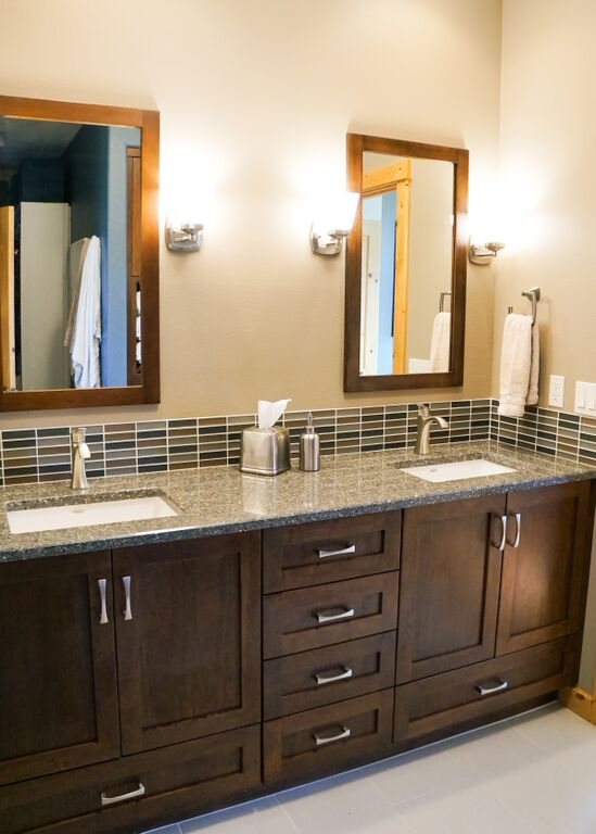 Remodeler Bend OR Ron Webb Remodeling - Webb bathroom remodeling