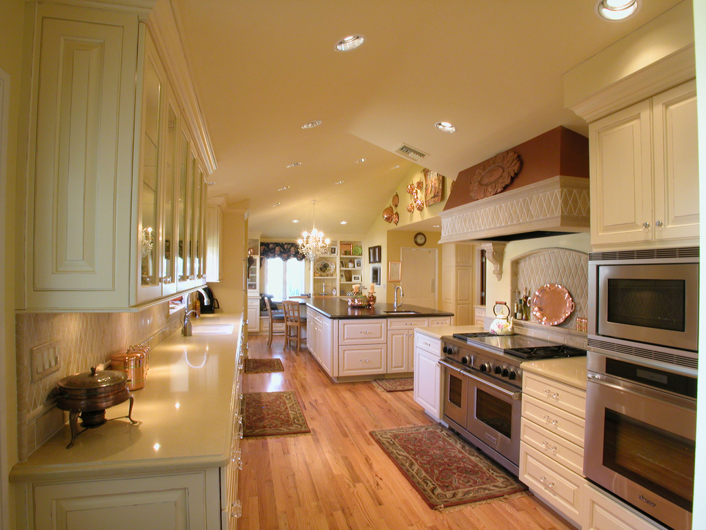 A kitchen remodeled in Bend, OR