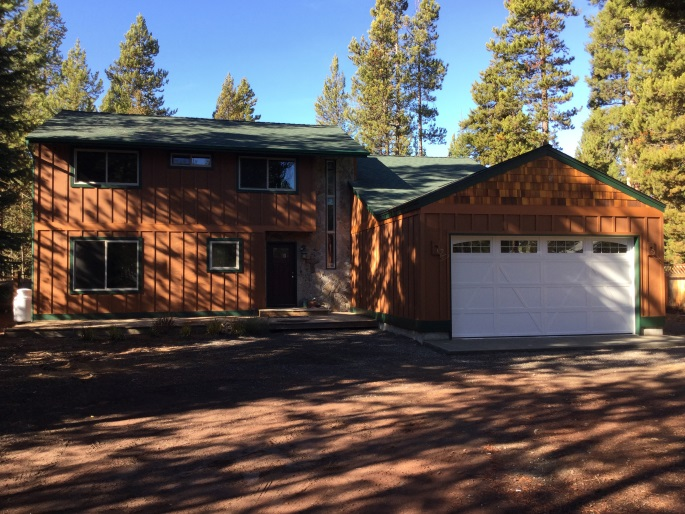 Whole House Remodel in Sunriver