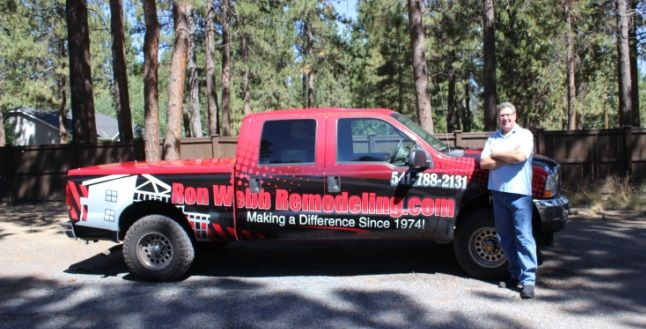 Ron Webb - Home Remodeling Contractor