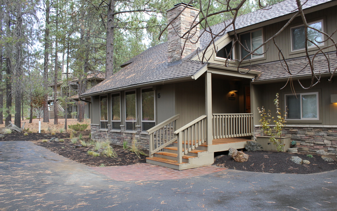 Exterior Remodel in Sunriver OR