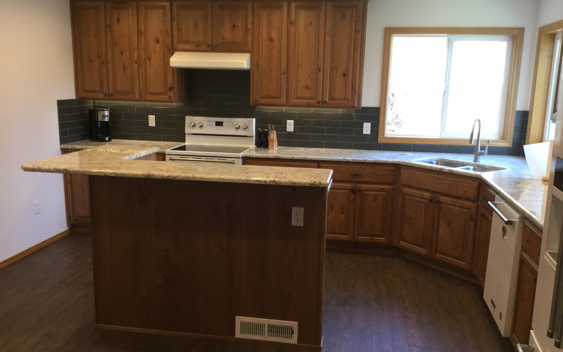 Kitchen Remodel in Redmond OR