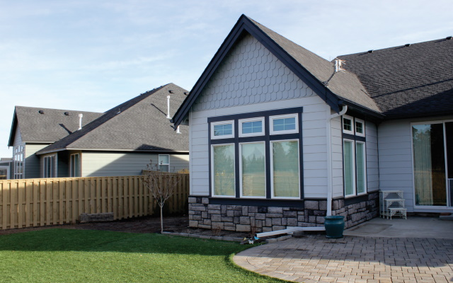 Sunroom addition built on to house in Redmond OR.