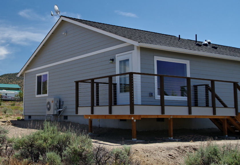 Master Bedroom Addition in Powell Butte